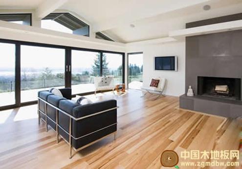 汇丽地板-实木地板系列-中国木地板网