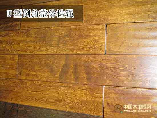 德尔so系列地板均采用硬杂木