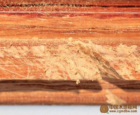 安信栎木实木仿古地板评测