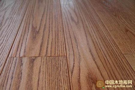 兔宝宝仿古实木复合地板评测