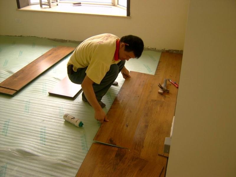 木地板安装要注意哪些