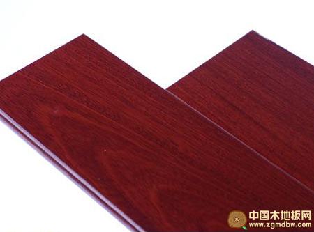红檀楿实木地板评测 地道野生原木风范
