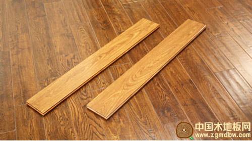 安信非洲花梨实木地板美式古典系列评测