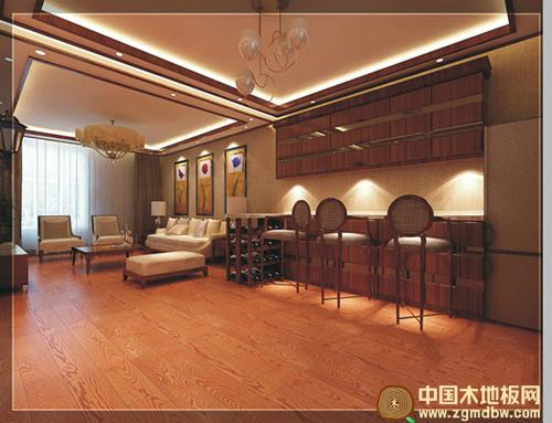 家居装修,选择木地板颜色也要有讲究
