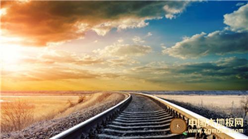坐着火车看风景
