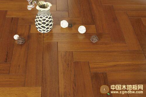 实木地热地板高端定位应走高端路线