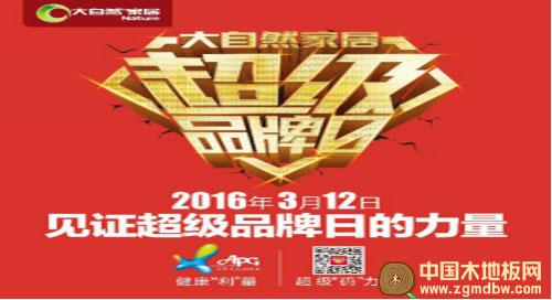 """大自然开创 2016年""""+互联网""""营销新模式-中国木地板"""