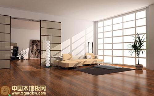 客厅为什么要铺木地板?