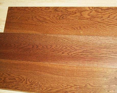 永吉长安福邸栎木地板